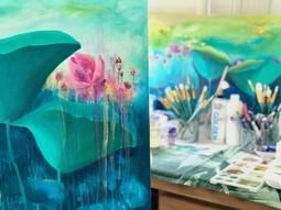 Part of my Studio.