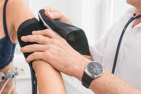 EKG Dr. Gerhard Griessmair Internist Telfs