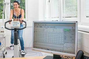EKG & Ergometrie Praxis Dr. Gerhard Griessmair Internist & Magen-Darm-Spezialist Telfs