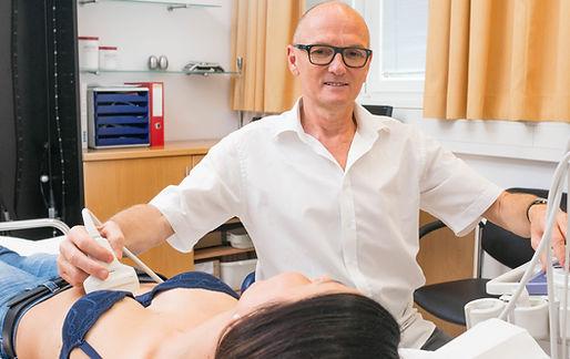 Organsonographie Dr. Gerhard Griessmair Telfs