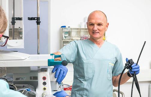 Magenspiegelung Telfs Dr. Gerhard Griessmair