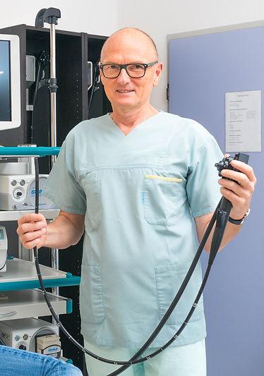 Facharzt Dr. Gerhard Griessmair, Innere Medizin & Endoskopie Telfs