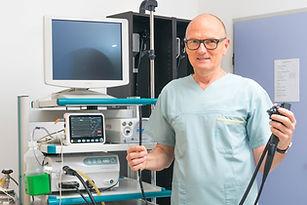 Gastroskopie, Magenspiegelung Praxis Dr. Gerhard Griessmair Internist & Magen-Darm-Spezialist Telfs