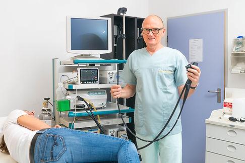 Colonoskopiepraxis Telfs Dr. Gerhard Griessmair