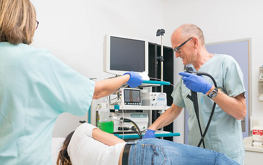 Gastroskopiepraxis Telfs Dr. Gerhard Griessmair