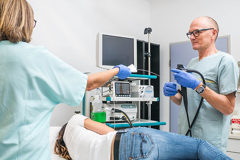 Dickdarmspiegelung Telfs Dr. Gerhard Griessmair