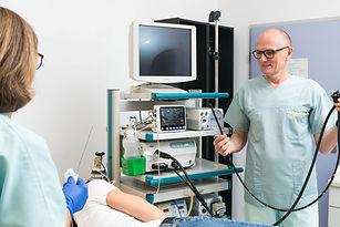 Endoskopie Praxis Dr. Gerhard Griessmair Internist & Magen-Darm-Spezialist Telfs