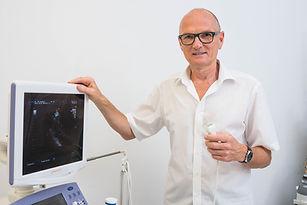 Sonographie Gefäße, Dopplersonographie,Duplexsonographie Dr. Gerhard Griessmair Internist & Magen-Darm-Spezialist Telfs