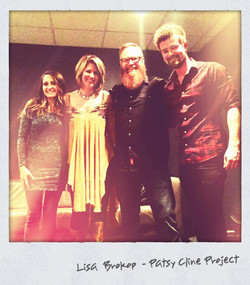 Lisa Brokop - Patsy Cline Project