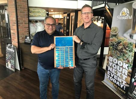 Gordon F. Crowther Charity Award