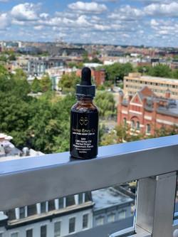 500mg Full Spectrum peppermint oil