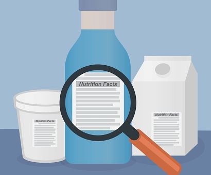 Alimentos que precisam de rotulagem nutricional