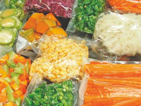 Você sabe o que são os alimentos minimamente processados?