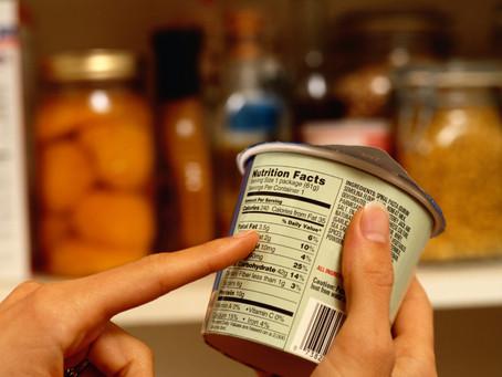 Rotulagem nutricional para pessoas com alergias alimentares