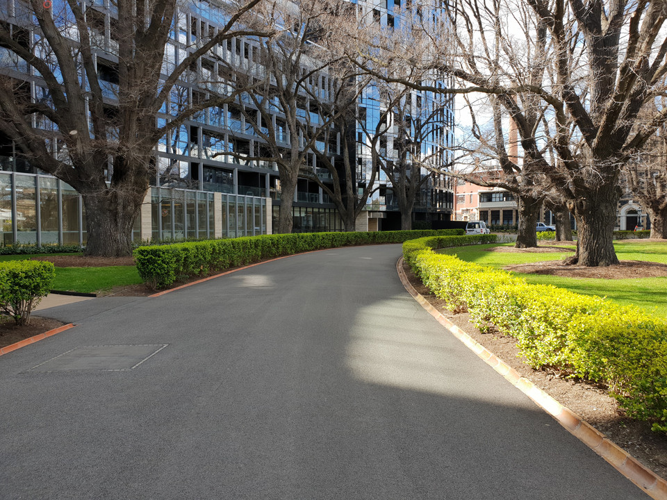 St Kilda Road Gardens