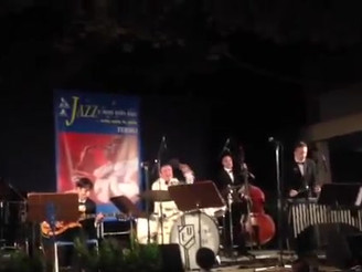 Swing tribute Lionel Hampton