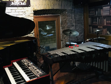 Gig at Gregory's jazz club