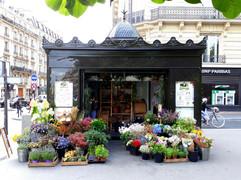 l'Extraordinaire Kiosque à fleurs
