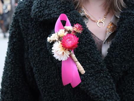 Notre action pour Octobre Rose
