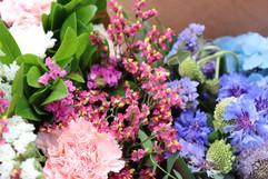 Fleurs françaises et de saison de l'Extraordinaire Kiosque à fleurs