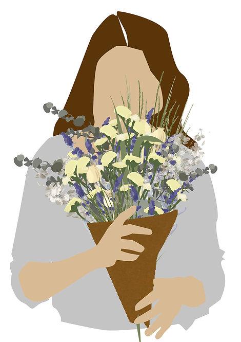 Le Sublime Bouquet Séché