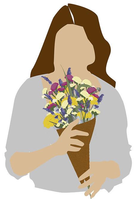 Le Magnifique Bouquet Séché