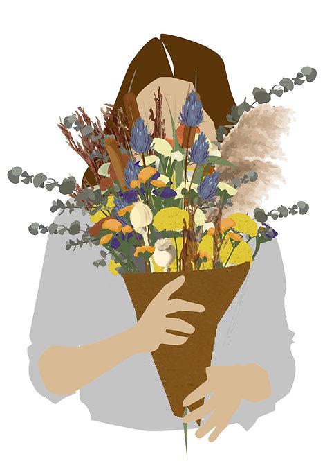 L'Extraordinaire Bouquet Séché