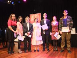 2015 Music Theatre/Operetta winners