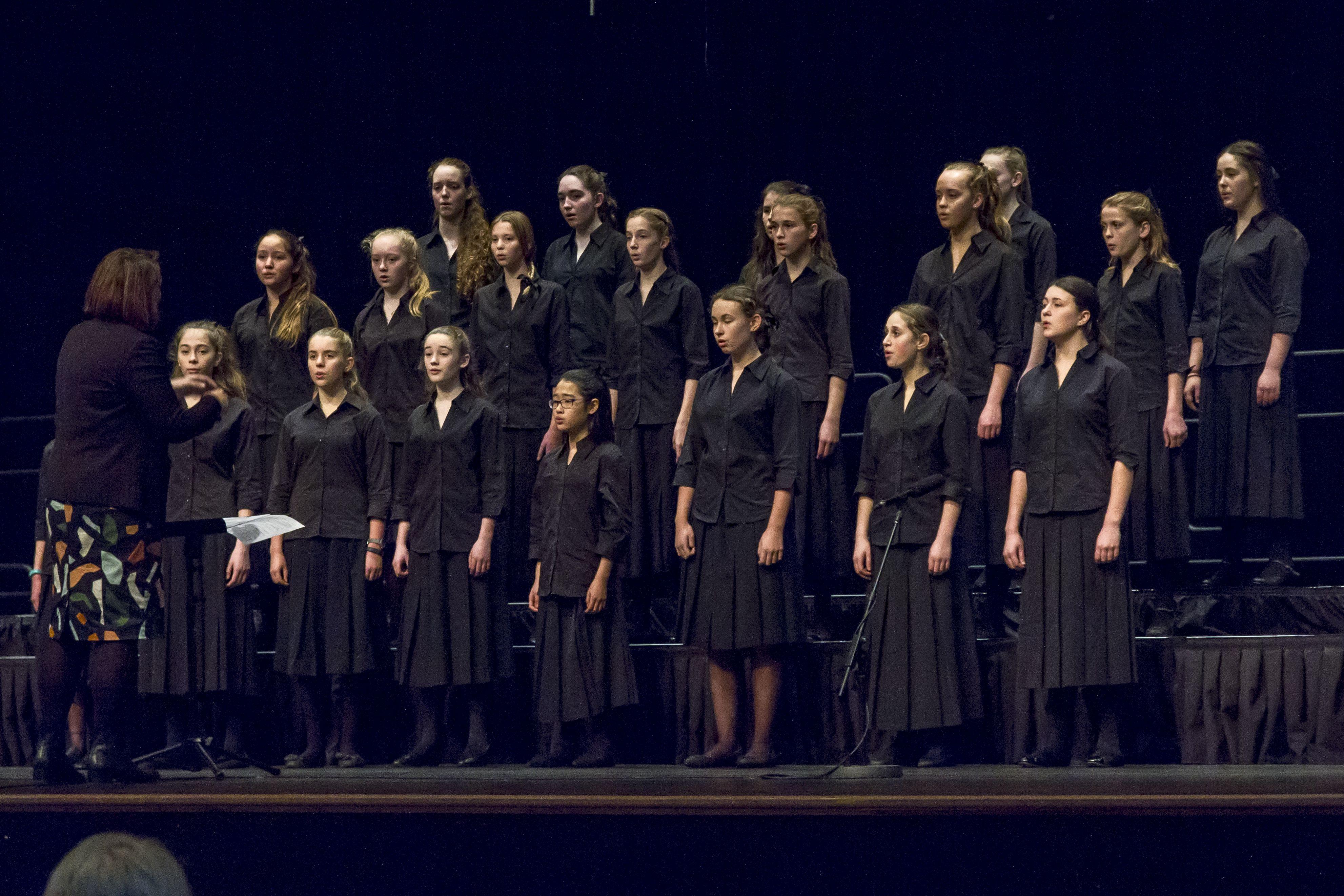 Firbank Grammar Chamber Singers
