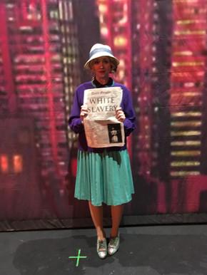 """Thoroughly Modern Millie"", Ethel Peas"