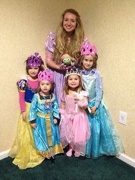 Rapunzel and friends.JPG