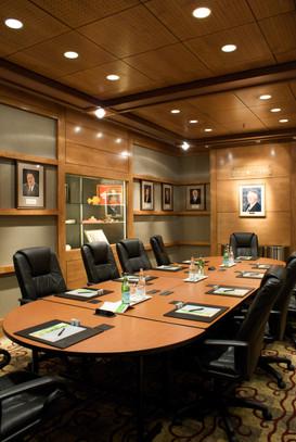 Hilton Distinguished Alumni Room