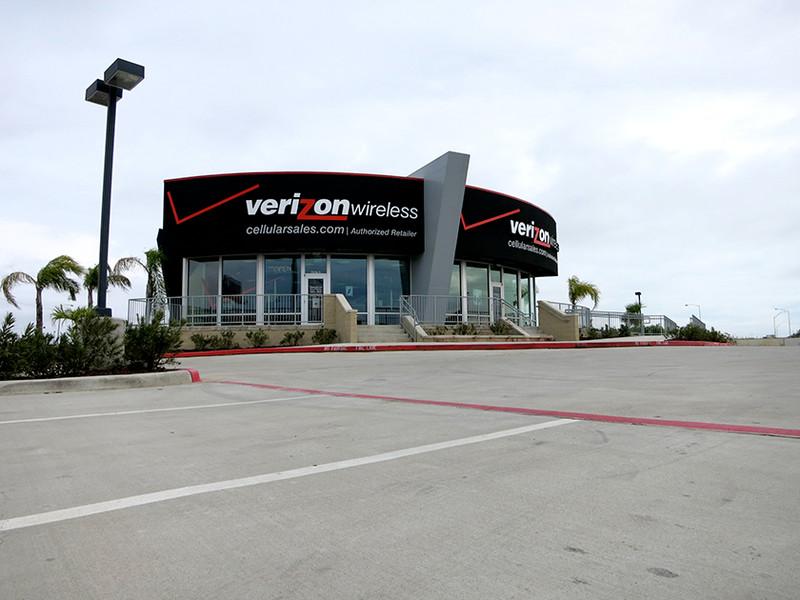 Verizon Wireless @ Galveston