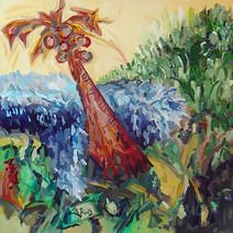 TAHITI -IHigh Tide at Sunset