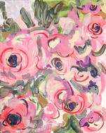FLOWER -1st poppy bouquet