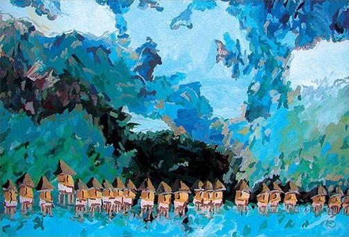 TAHITI - BUNGALOW