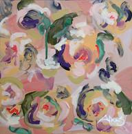 FLOWER -english tea rose