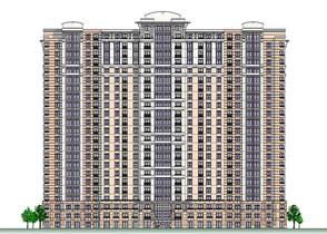 Cherry Creek High-Rise Apartments