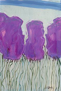 FLOWER -protien delta strip bouquet