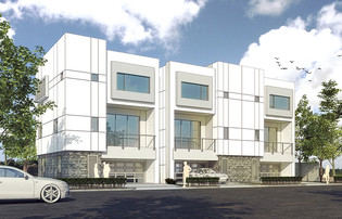 2002 Welch Street Townhomes