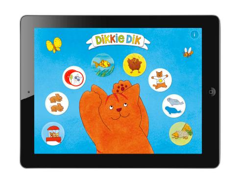 Dikkie Dik app
