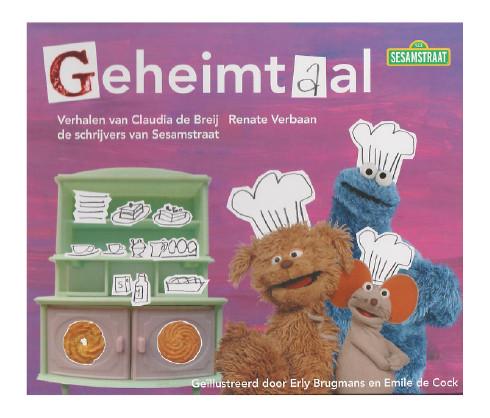 Sesamstraat Voorleesboeken