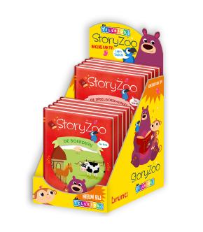 Promotiemateriaal StoryZoo