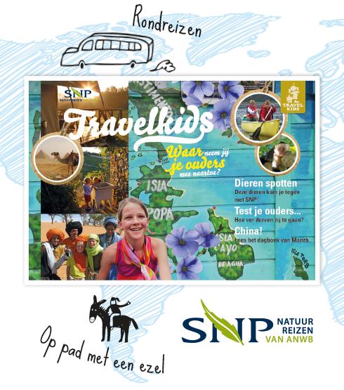 Kidsbrochure SNP Travelkids