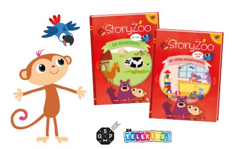 Boekenserie StoryZoo