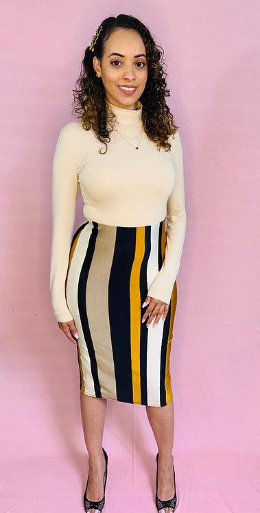 Linda Midi Skirt