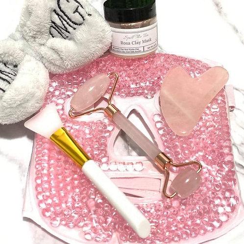 Rose Facial Kit