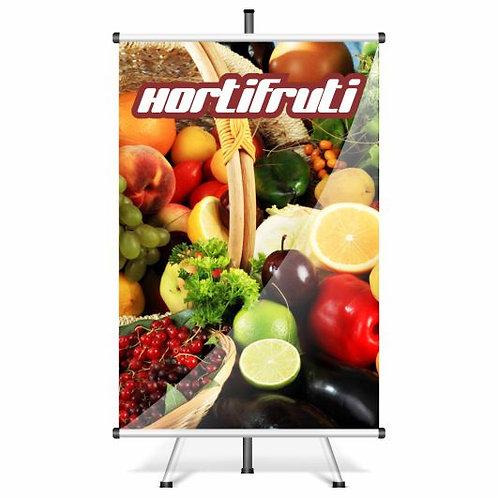 Banner Pronto HortiFruti | 40x60 cm