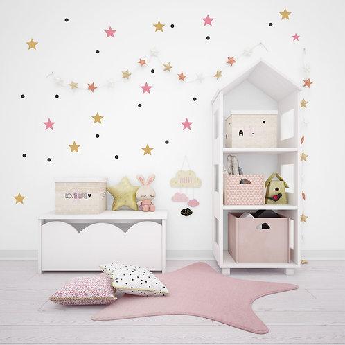 Estrelas - Adesivo Decorativo