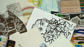 Image making in Creative Therapy